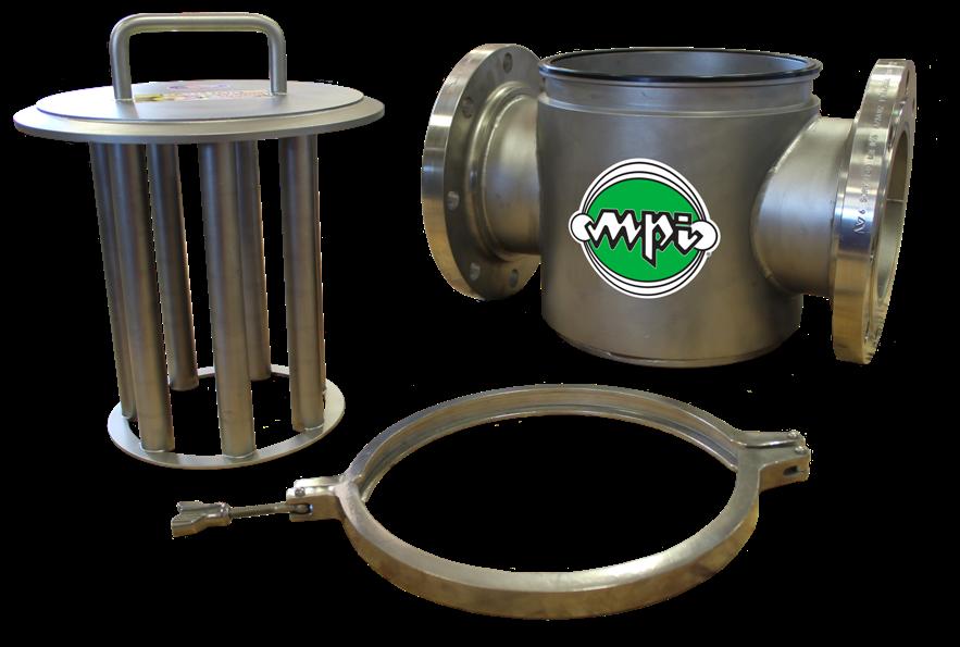 Separador magnético para líquidos